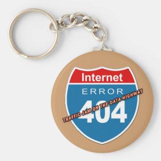 Erro 404 do Internet Chaveiros