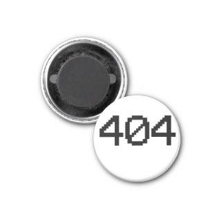 erro 404 imã