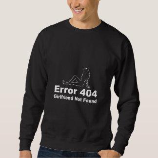 Erro 404 - Namorada não encontrado Moleton