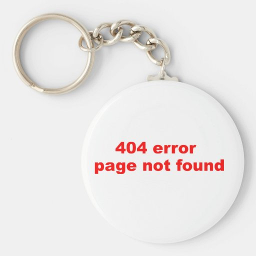 erro 404 chaveiros