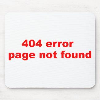 erro 404 mousepad