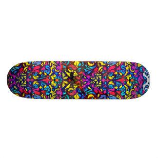 Erro tipográfico de Wojoh na cor Shape De Skate 21,6cm