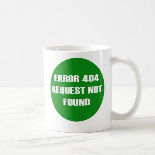 Error-404-Request-Not-Found Caneca