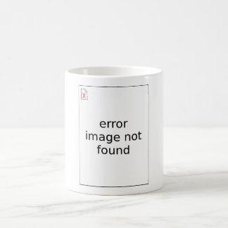 Error imagem penúria Found Caneca