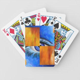Ersebiossa V1 - olho escondido Baraloho De Pôquer