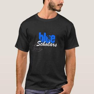 Eruditos azuis camiseta