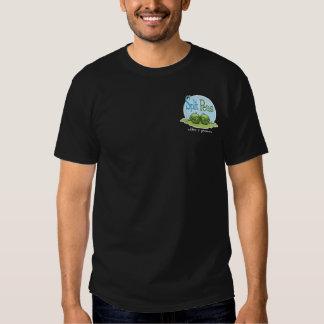 Ervilhas secas - vegetarianos gêmeos tshirts