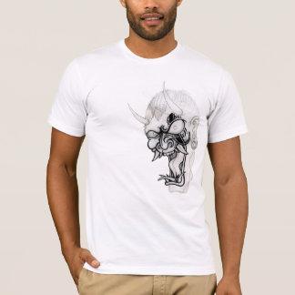 Esboço da máscara de Hanya Camiseta