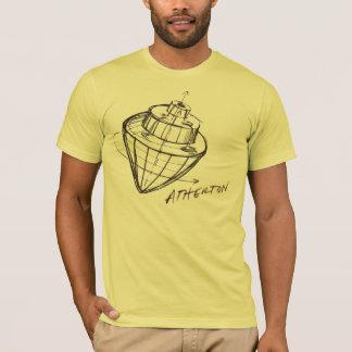 Esboço de Atherton Camiseta