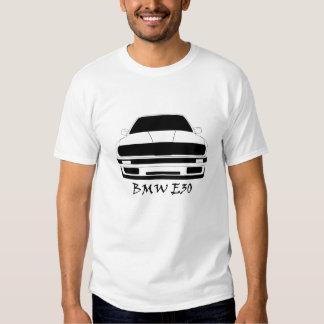 ESBOÇO DE BMW E30 CAMISETAS