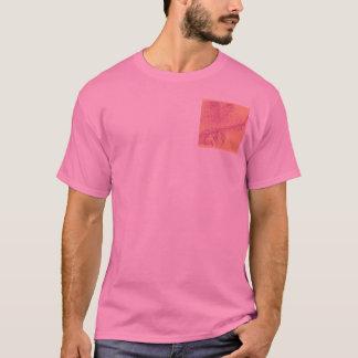 Esboço de Eagle Camiseta