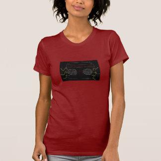 Esboço de rádio t-shirt