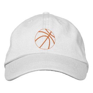 Esboço do basquetebol bonés bordados