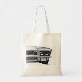 Esboço do carro vintage (49) Riviera 7 Sacola Tote Budget