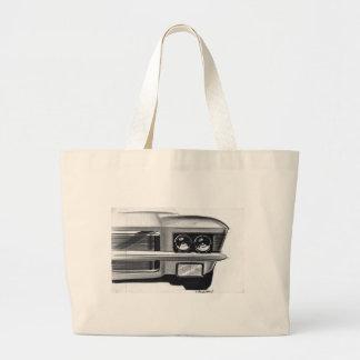 Esboço do carro vintage (49) Riviera 7 Sacola Tote Jumbo
