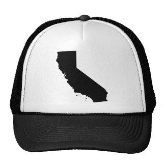 Esboço do estado de Califórnia Boné