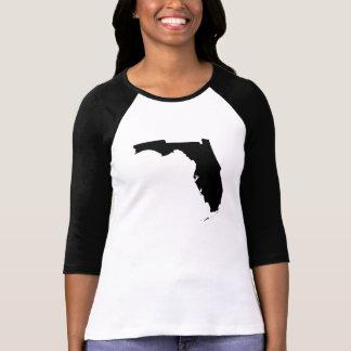 Esboço do estado de Florida Camiseta