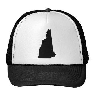 Esboço do estado de New Hampshire Boné