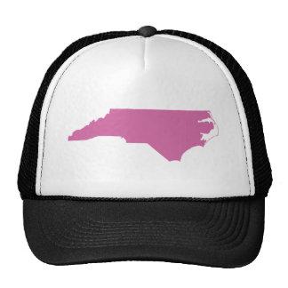 Esboço do estado de North Carolina Boné