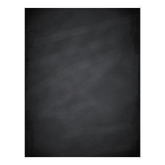 Esboço do quadro-negro modelo de panfletos