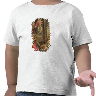 Esboço para o Altarpiece de Bevilacqua Camisetas