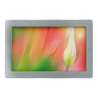Esboço vermelho e amarelo verde da tulipa