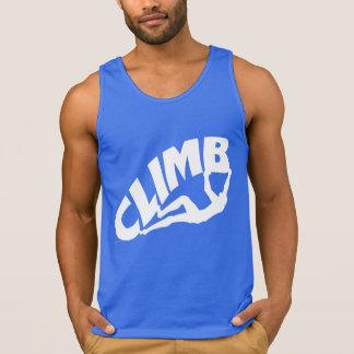 Escalada Bouldering Camisetas Regatas