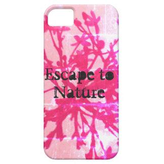 Escape à natureza capa barely there para iPhone 5