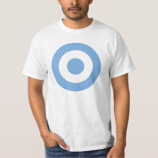 Escarapela Argentina - Roundel de Argentina Camiseta