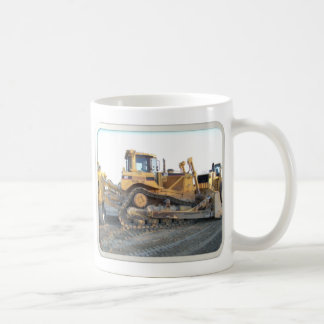 Escavadora Caneca De Café