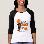 Esclerose múltipla do MS eu visto a laranja para M Tshirt