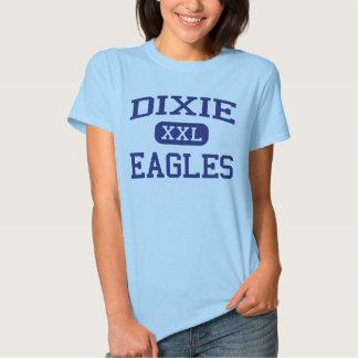 Escola secundária St George Utá de Dixie Eagles T-shirt