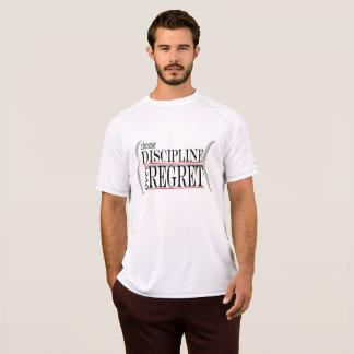 Escolha a camisa dos homens da disciplina