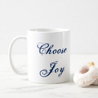 Escolha a caneca da alegria