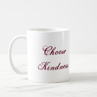 Escolha a caneca da bondade