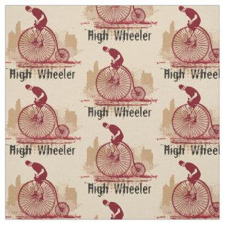 Escolha seu tecido da bicicleta do vintage do
