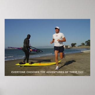 Escolha sua aventura poster