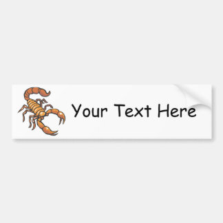 Escorpião Adesivo Para Carro