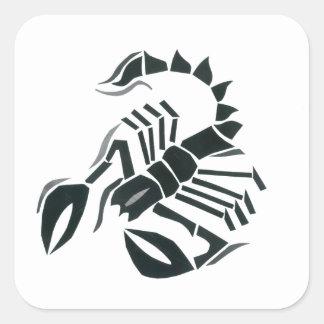 Escorpião Adesivo