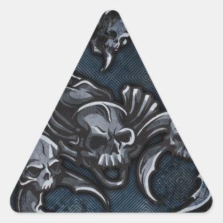 Escorpião Adesivos Em Forma De Triângulo