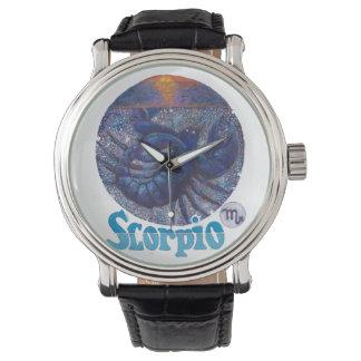 Escorpião - relógio do zodíaco