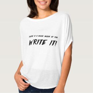 Escreva-o! Camisa