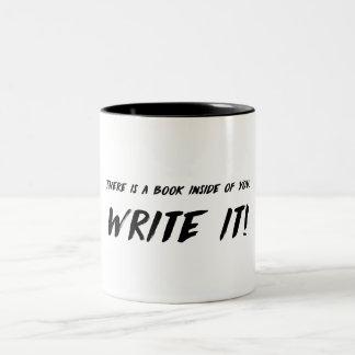 Escreva-o! Caneca