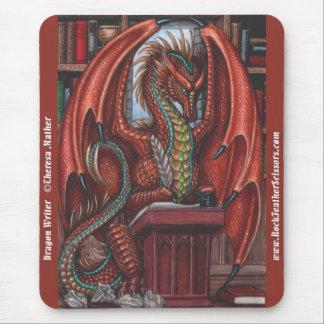 Escritor Mousepad do dragão