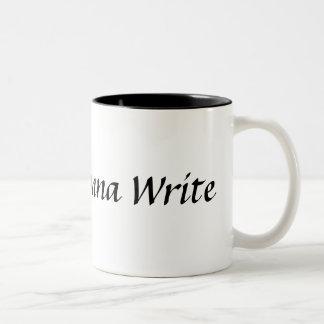 Escritores que vão escrever a caneca