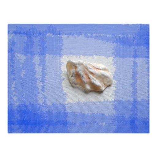 escudo da pata dos gatos com raias azuis panfleto coloridos
