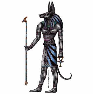 Escultura da foto de Anubis Escultura De Foto