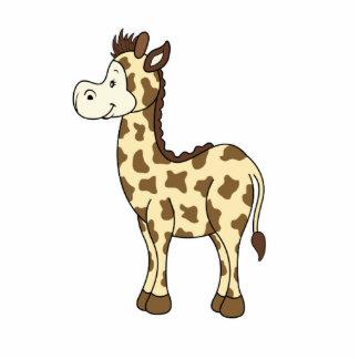 Escultura da foto do girafa esculturafoto