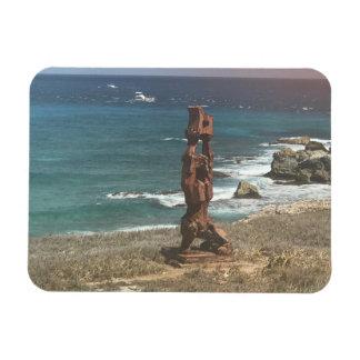 Escultura de Punta Sur, ímã da foto de México