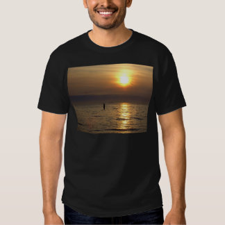 Escultura do homem do ferro, Crosby, Liverpool T-shirts